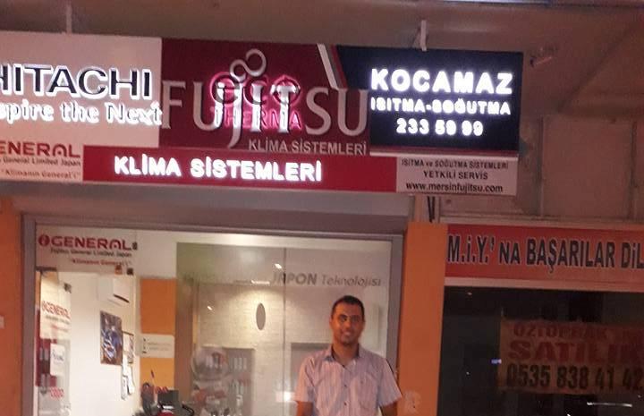 Ali Ozan Kocamaz