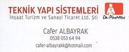 Teknik Yapı Sistemleri İnş.Turz. ve San.Tic.Ltd.Şti.