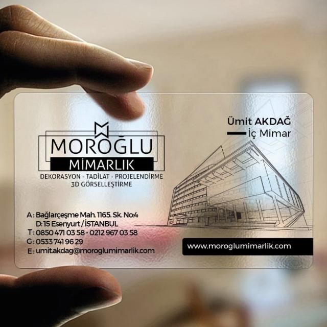 moroglumimarlık